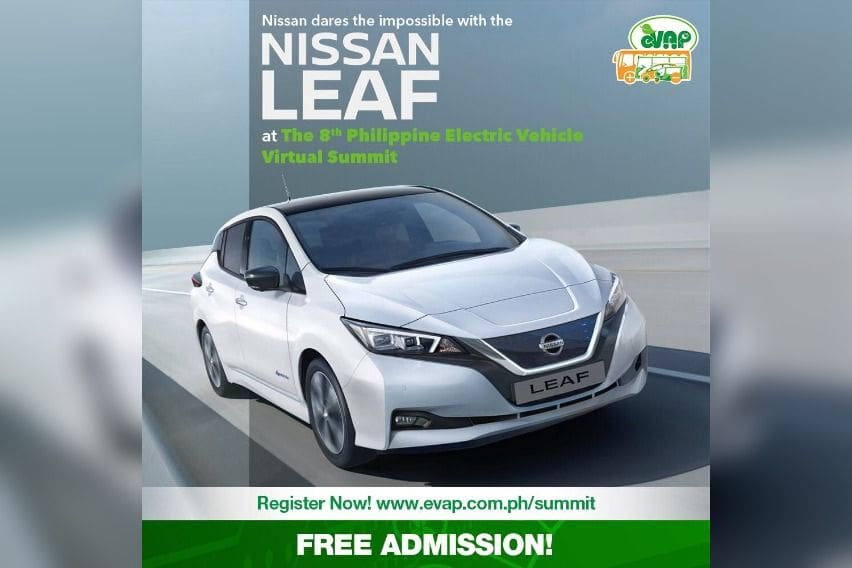 Nissan to bring LEAF to annual EV meet this week