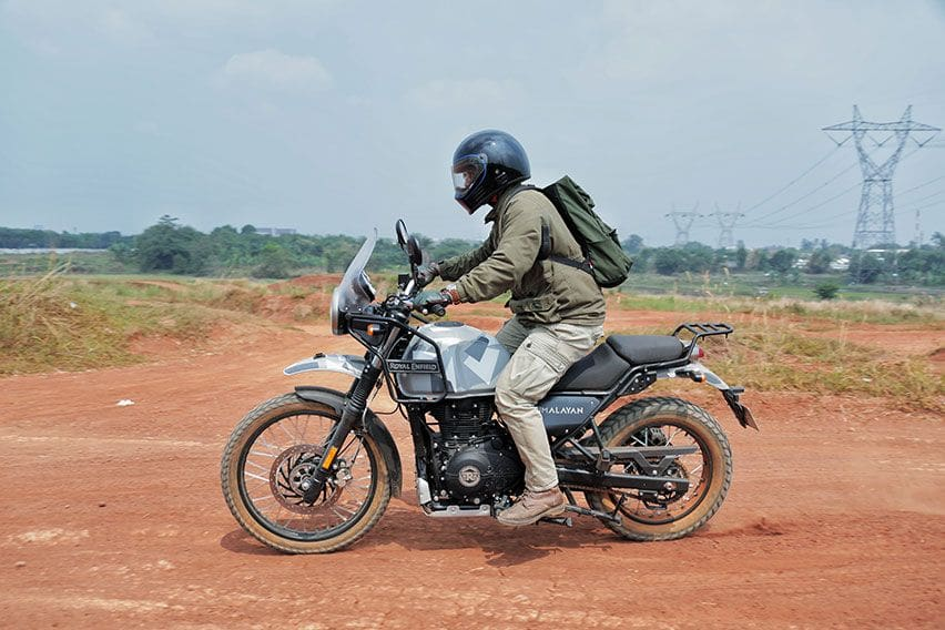 TEST RIDE: Royal Enfield New Himalayan, Mantap Melahap Track Offroad (Part 2)