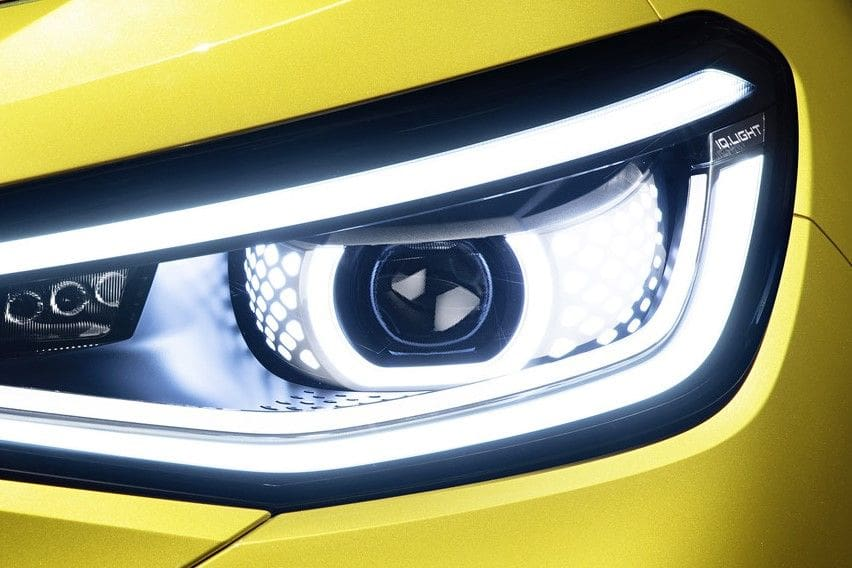 Volkswagen uses light elements in lieu of chrome in new ID.4