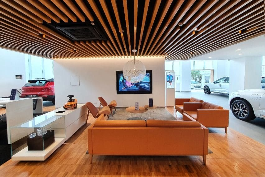 Volvo PH HQ reopens; unveils latest retail experience