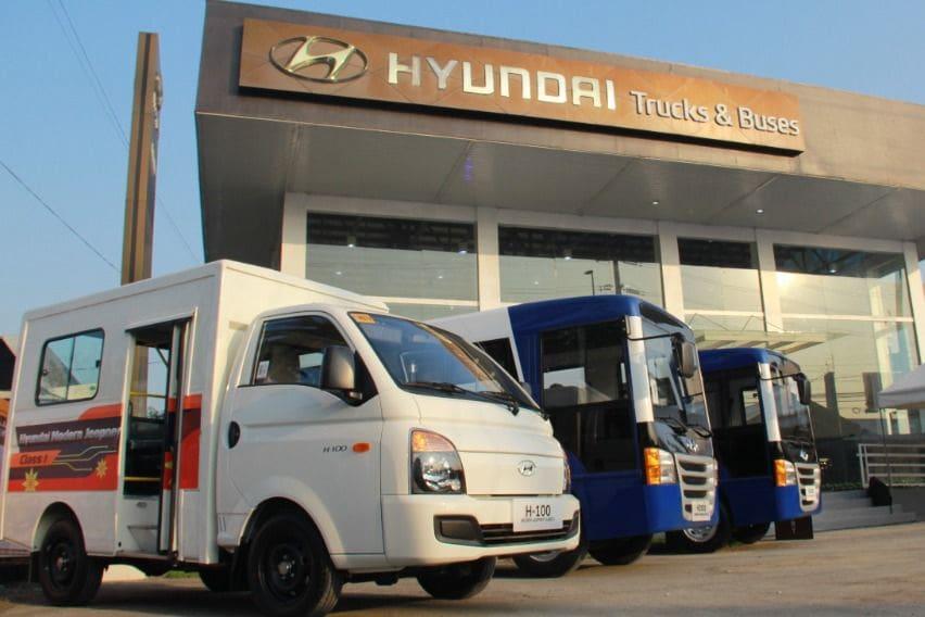 Hyundai modern PUJ