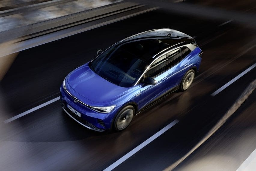 Volkswagen premieres fully-electric ID.4 SUV
