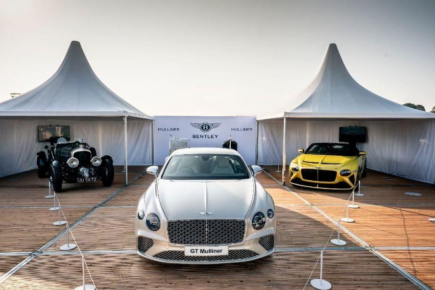 Bentley Mulliner Salon Privee