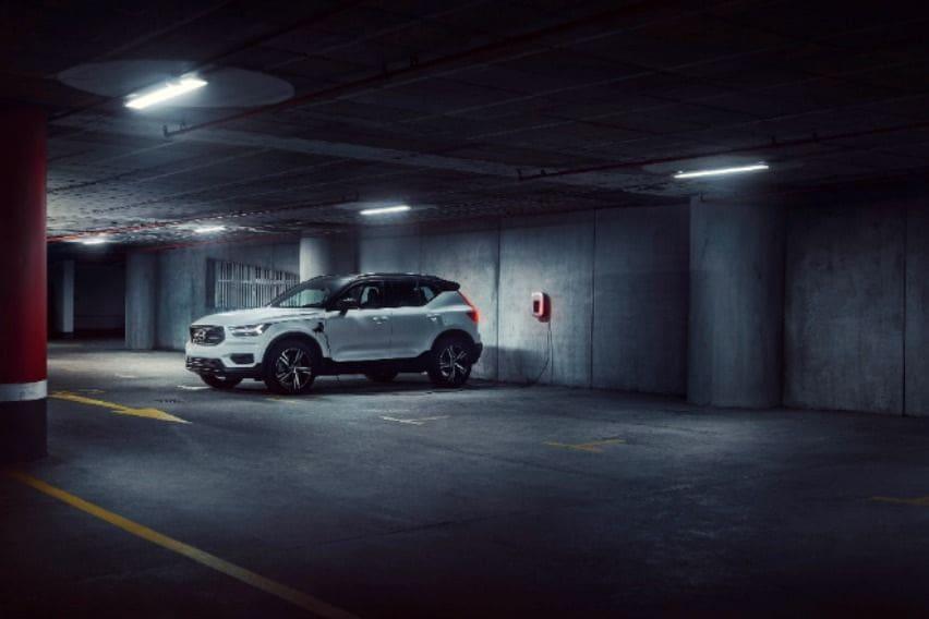 Volvo XC90 Recharged