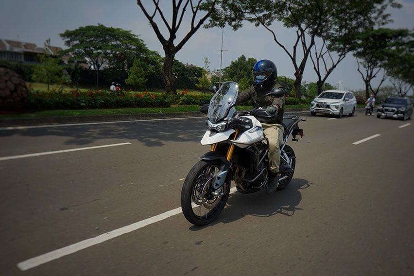 FIRST RIDE: Triumph Tiger 900 Rally, Performa Makin Yahud (Part 1)