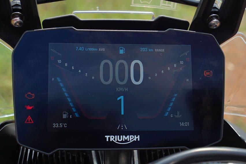 Triumph Tiger-900 Rally