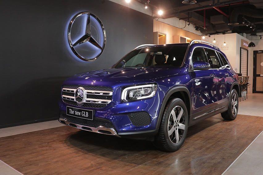 Mercedes-Benz New GLB