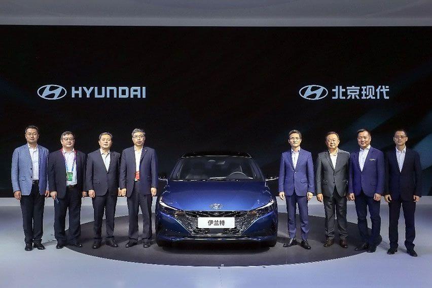 Hyundai Beijing