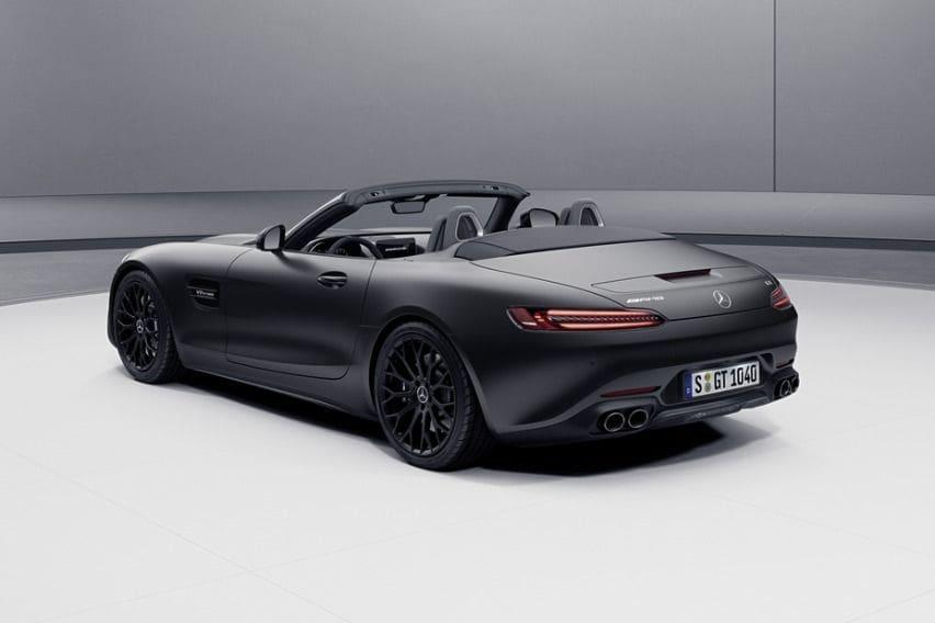 Mercedes Benz Stealth