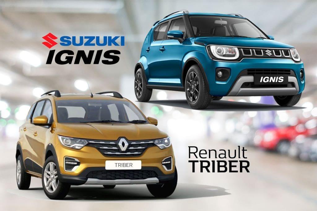 Cari SUV, Kenapa Tak Coba Renault Triber Atau Suzuki Ignis?