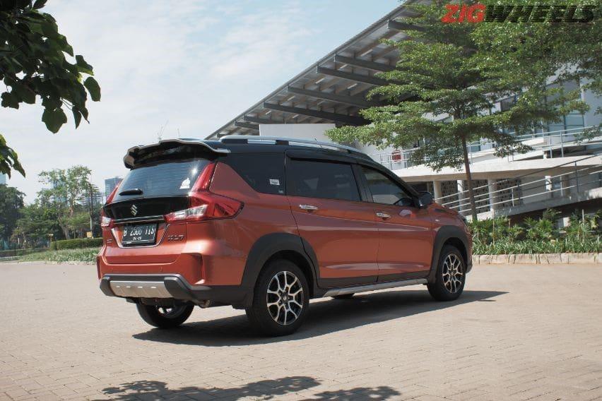 Suzuki Xl7 rear
