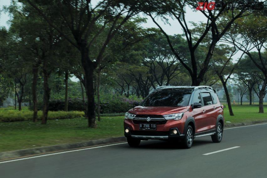 ride and handling suzuki XL7