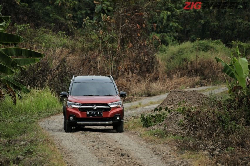 Suzuki XL7 off-road capability