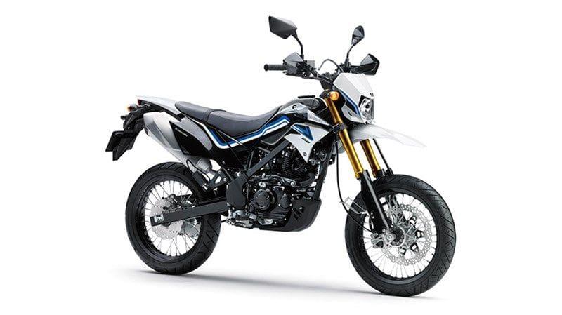 2020 Kawasaki D-Tracker