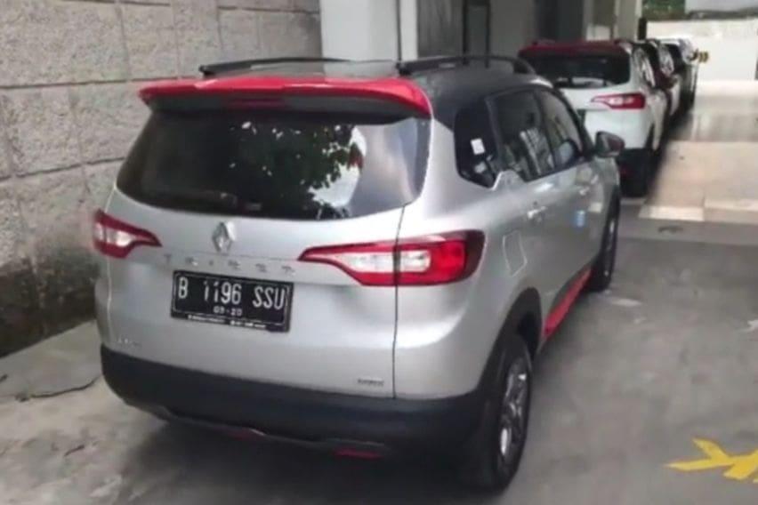 Renault triber MCJ