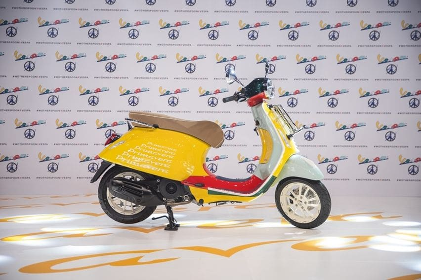 Vespa Wotherspoon