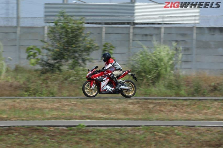 First Ride Honda CBR250RR SP