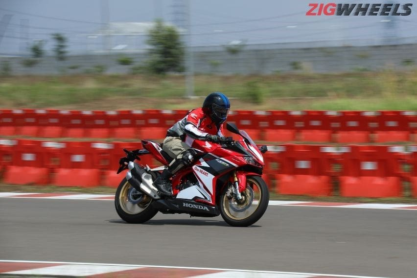 First Ride Honda CBR250RR SP