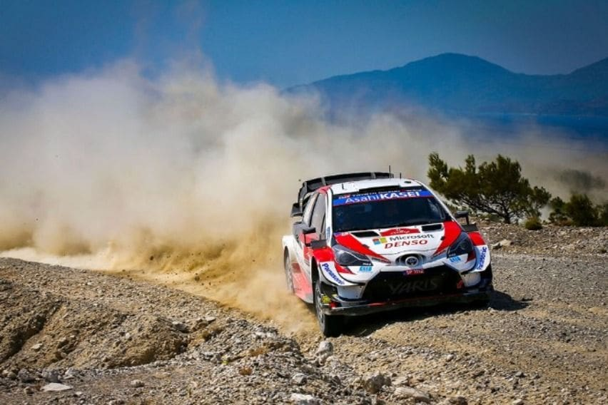 Toyota Gazoo Racing sets out to defend title in Sardinia