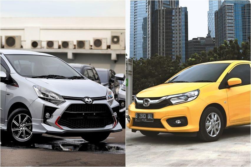 Punya Anggaran Rp 150 Jutaan, Pilih Toyota Agya atau Honda Brio Satya?