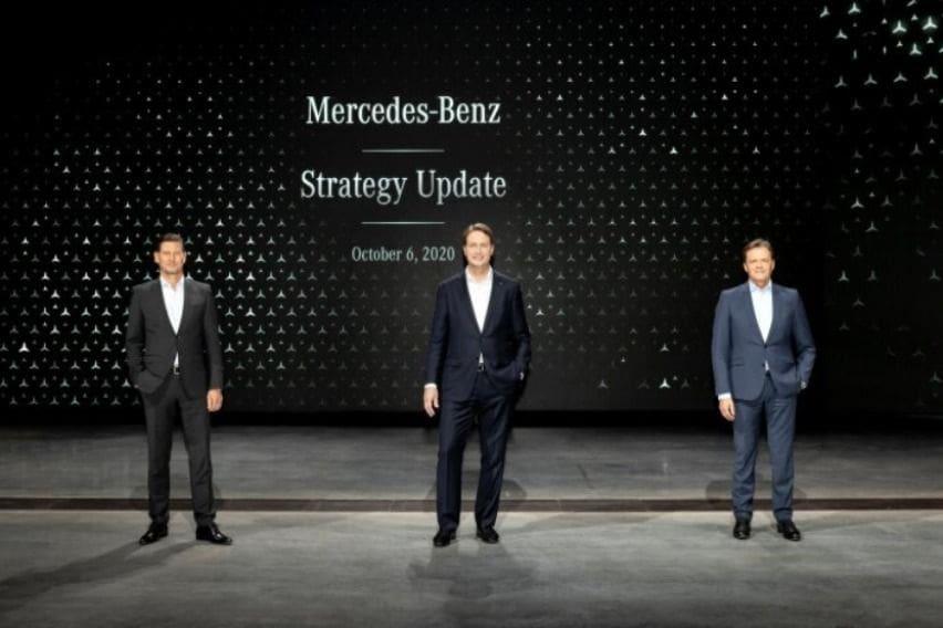 Mercedes Benz details new brand strategy