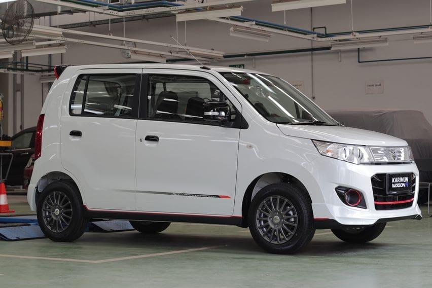Karimun Wagon R 50th