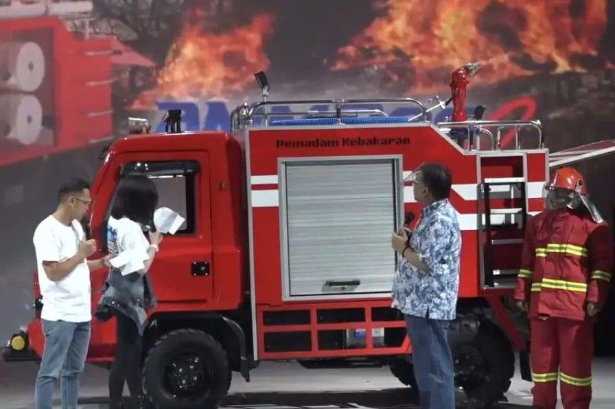 AMMdes pemadam kebakaran