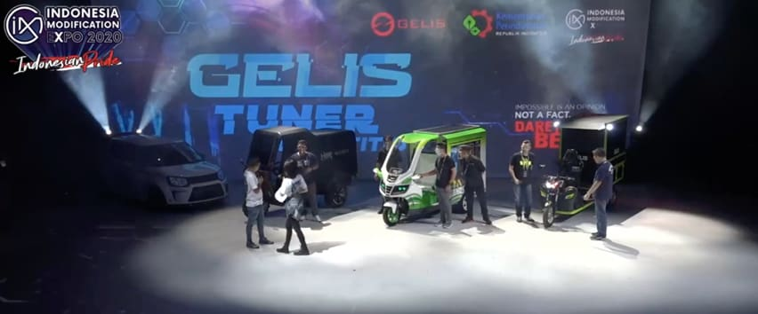 Gelis tuner competition