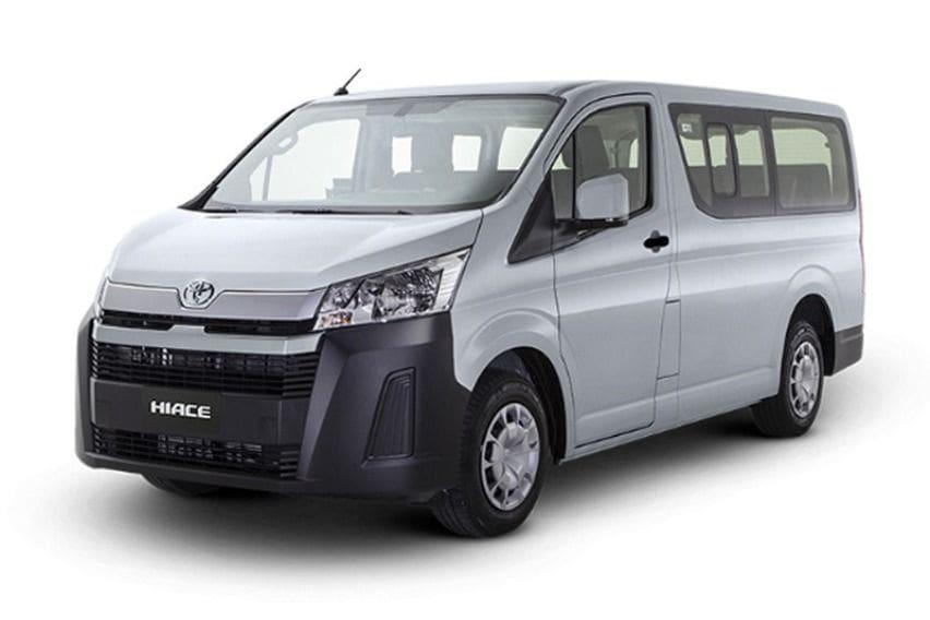 Hiace Commuter Deluxe