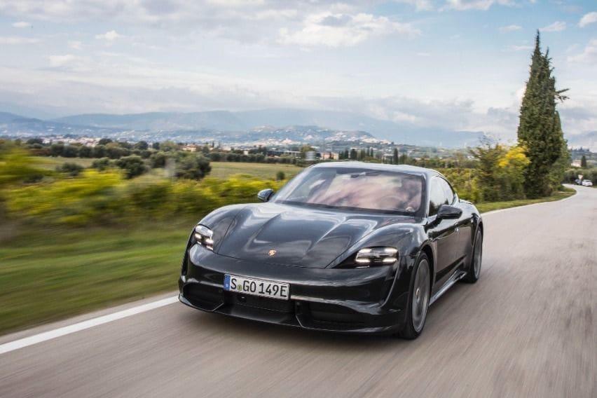 Taycan electrifies Porsche's European, American deliveries