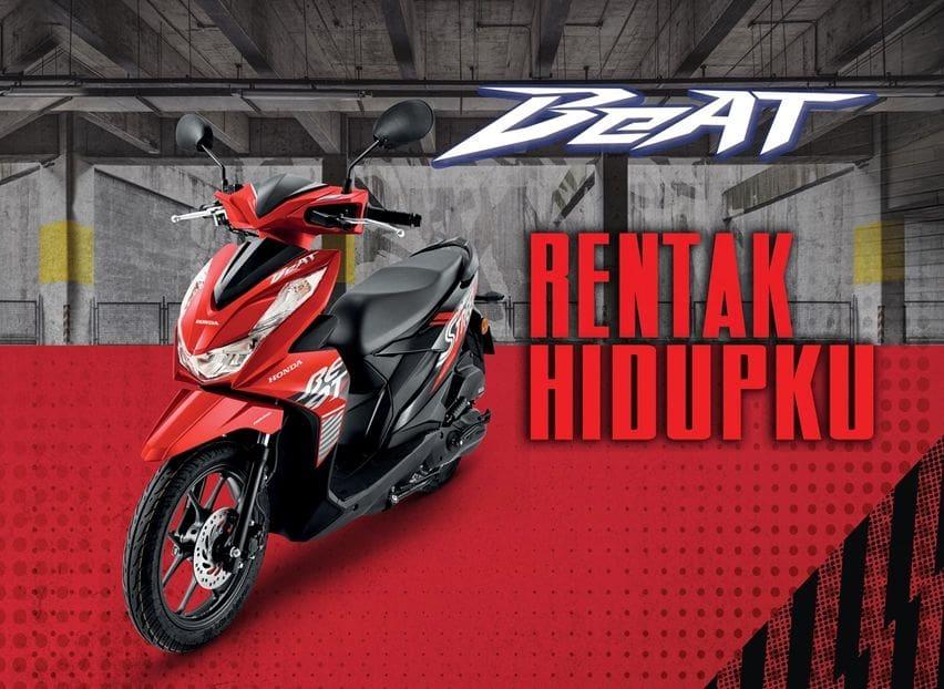 New Honda Beat