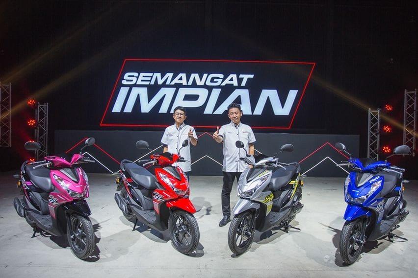 Honda Beat 2020 di Malaysia Lebih Mahal, Apa Bedanya?