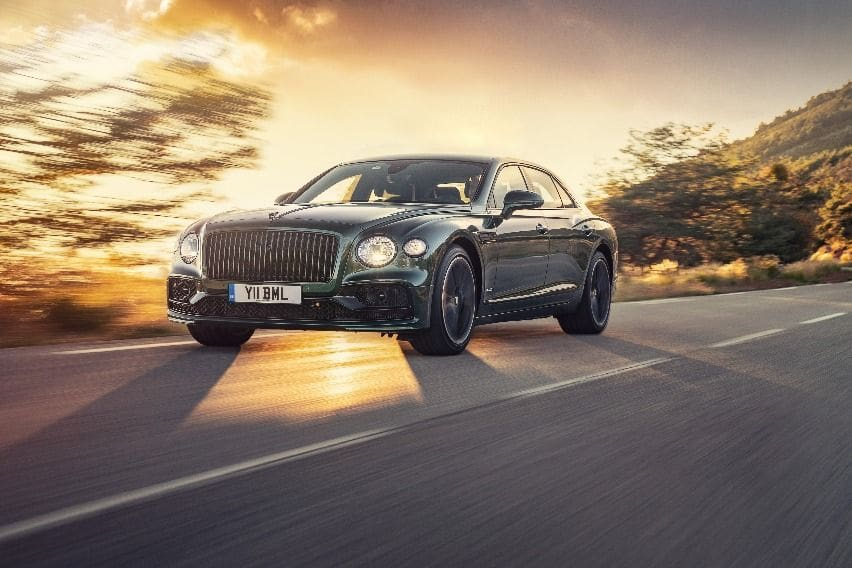 Bentley Flying Spur hailed as 2020 Luxury Car of the Year in UK