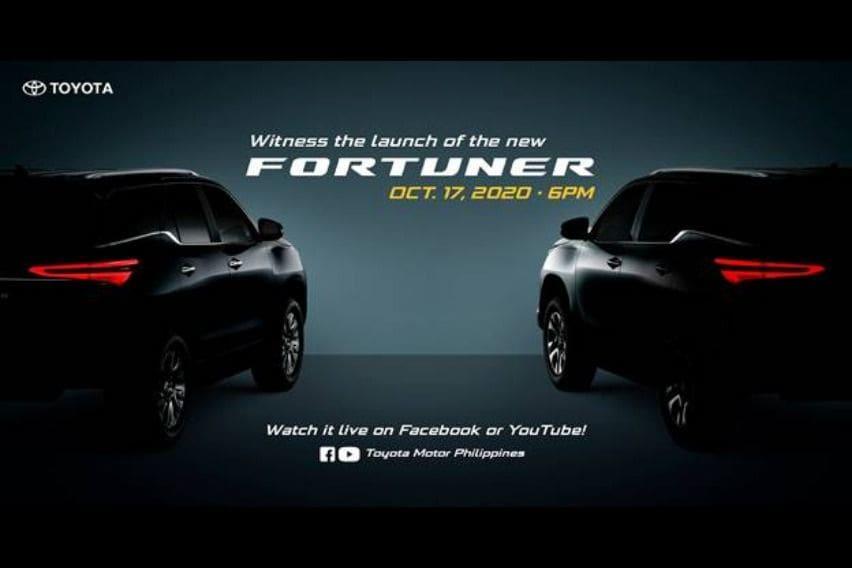 fortuner launch invite