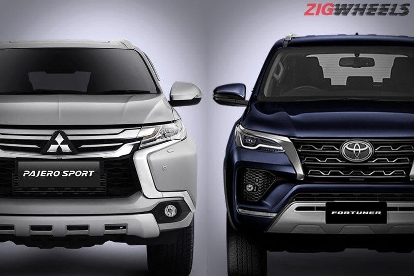 Komparasi Mitsubishi Pajero Sport Dakar 4x4 vs New Toyota Fortuner VRZ 4x4