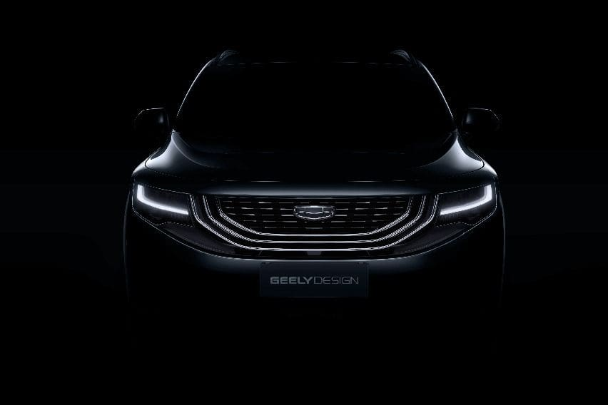 Geely to introduce 7-seater Crossover Okavango in PH