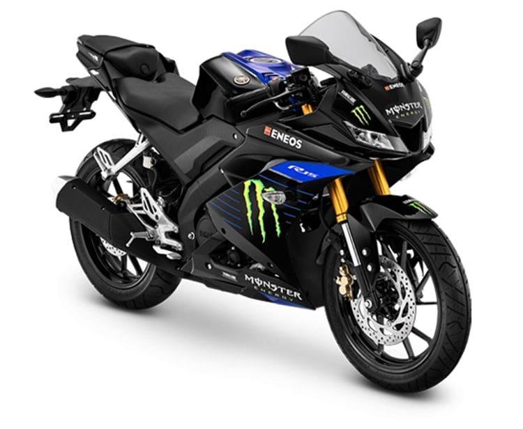 Tampilan ala Motor Balap MotoGP, Berikut Pilihannya di Kelas Motor Sport 150 cc