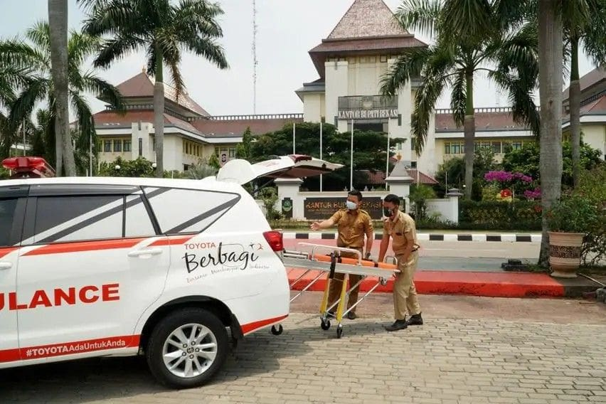 Innova ambulans