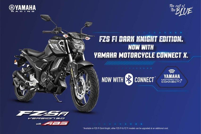 Yamaha Byson Versi India Dilengkapi Fitur Konektivitas