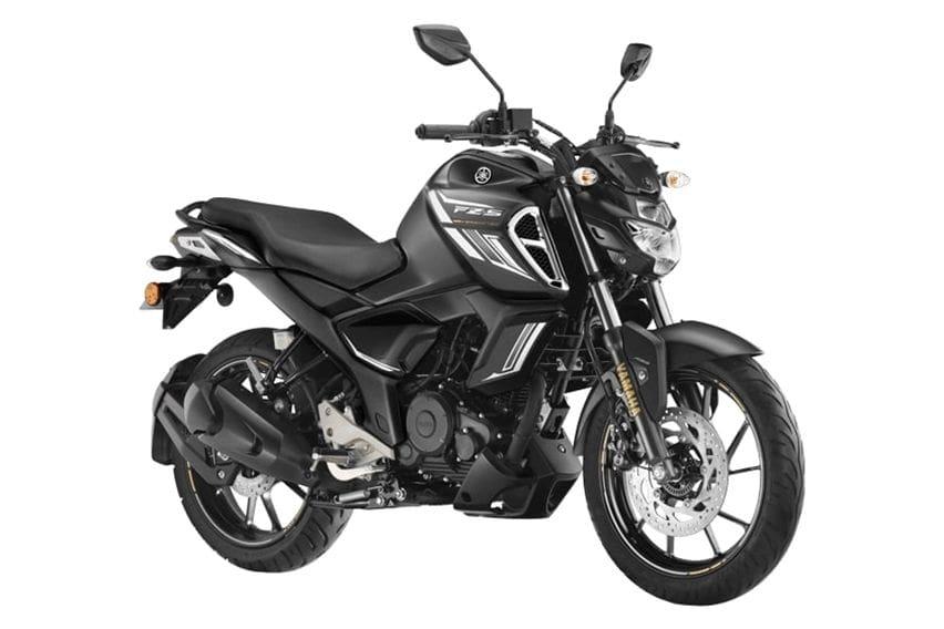 Yamaha FZS-SI