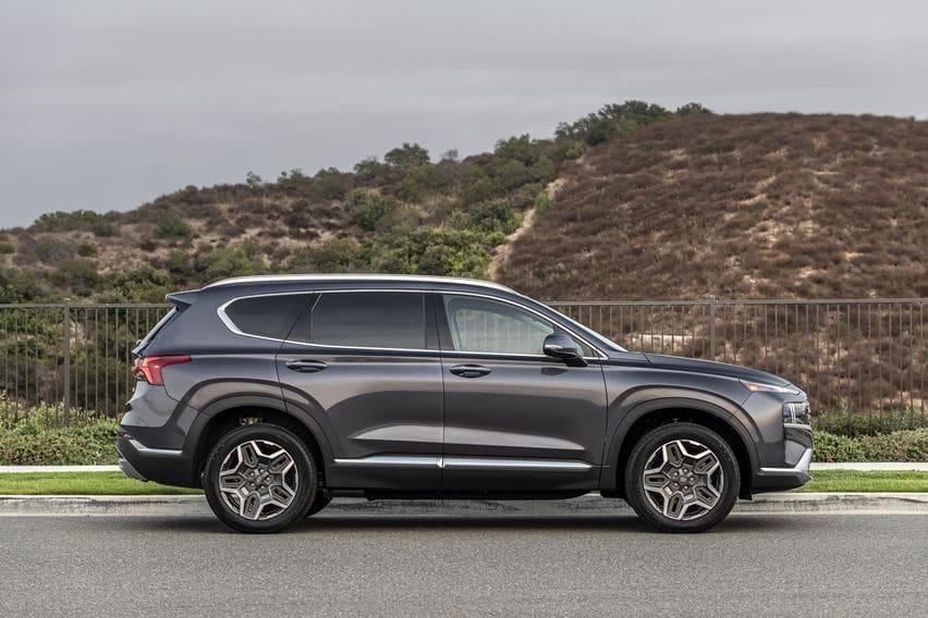 2021 Hyundai SantaFe
