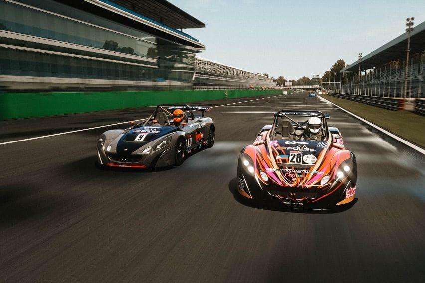 TRS vritual race