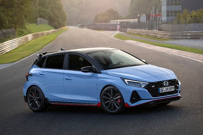 Hyundai reveals WRC-inspired i20 N, to be available 2021