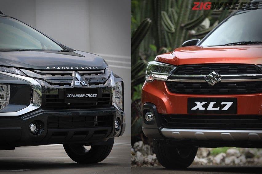 Komparasi Mitsubishi Xpander Cross Rockford Fosgate vs Suzuki XL7 Alpha