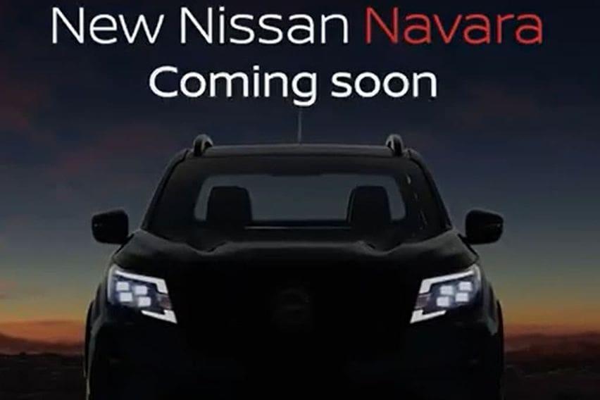 Nissan Umbar Teaser Navara Terbaru, Debut Awal November