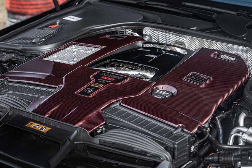 Brabus ROcket 900 engine