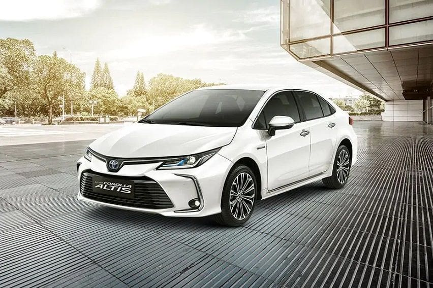 Old against new: 2019 vs. 2020 Toyota Corolla Altis
