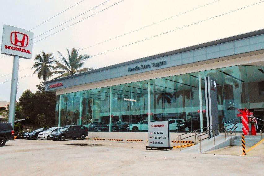 Honda inaugurates Tagum City dealership