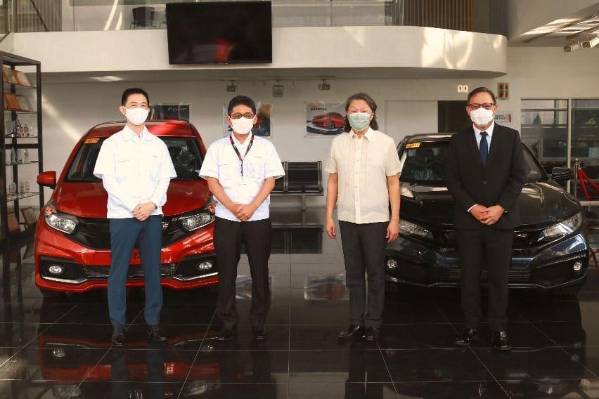 Honda Cars Tagum nakamura