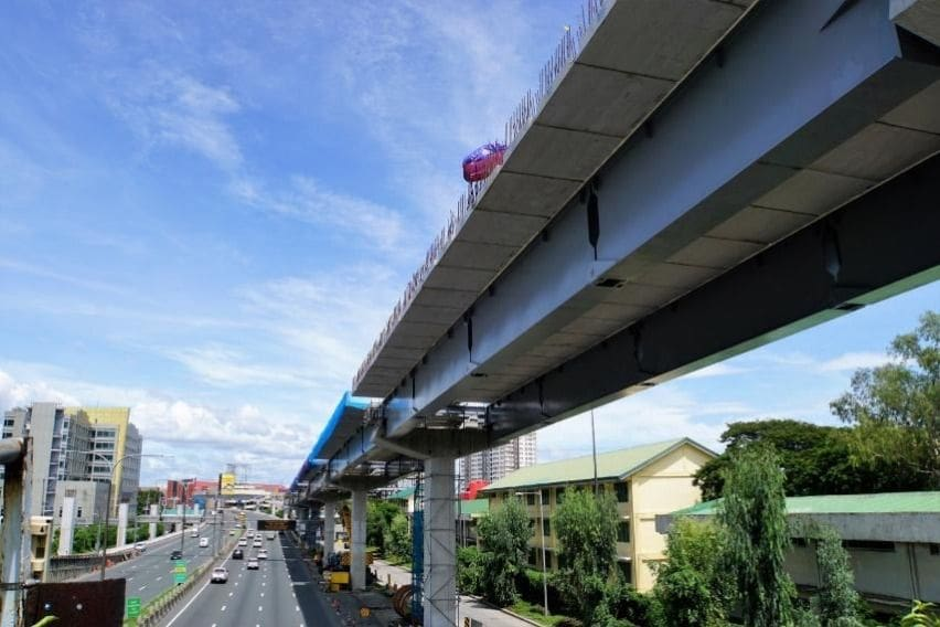Susana Heights-Sucat Skyway Extension on-track for December completion
